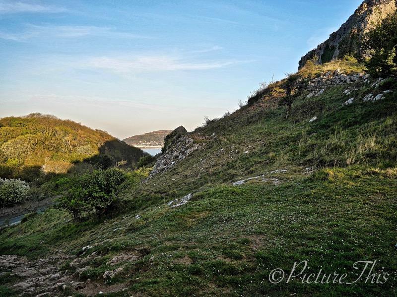 Little Orme Landscape Scenery